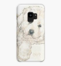 Great Pyrenees Puppies Case/Skin for Samsung Galaxy
