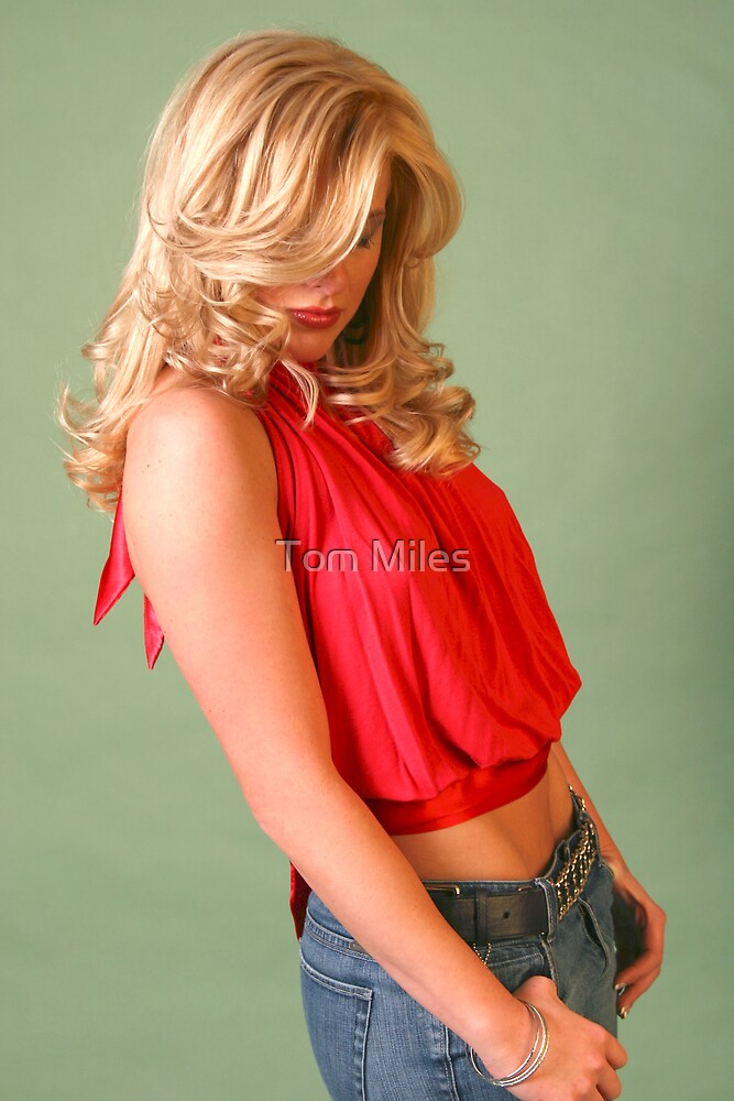 Red top by Tom Miles