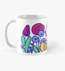 Flowery Cup Mug