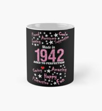 Made In 1942 - Aged To Perfection Mug