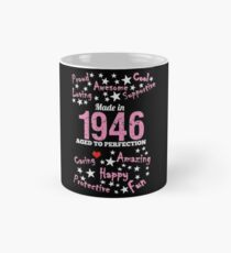 Made In 1946 - Aged To Perfection Mug