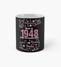Made In 1948 - Aged To Perfection Mug