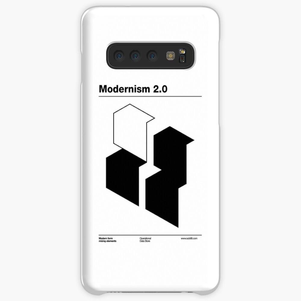 Modernism 2.0 (b) Case & Skin for Samsung Galaxy