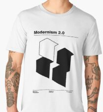 Modernism 2.0 (b) Men's Premium T-Shirt
