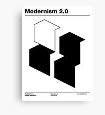 Modernism 2.0 (b) Canvas Print
