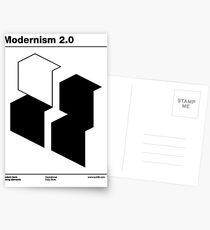 Modernism 2.0 (b) Postcards