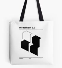 Modernism 2.0 (b) Tote Bag