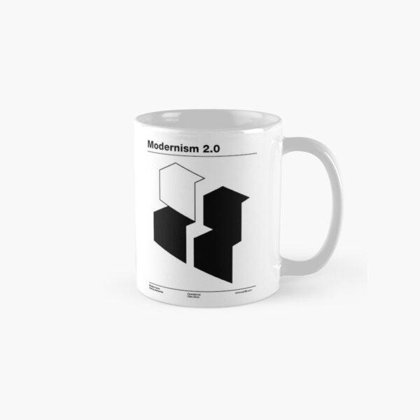 Modernism 2.0 (b) Classic Mug