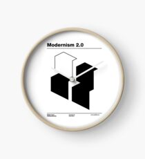 Modernism 2.0 (b) Clock