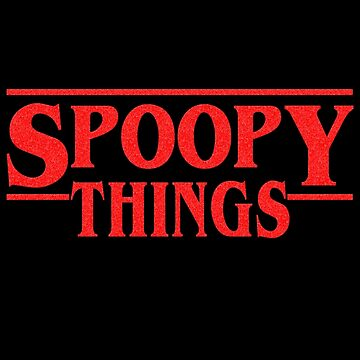 SPOOPY THINGS by drakouv