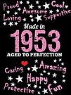 Made In 1953 - Aged To Perfection by wantneedlove