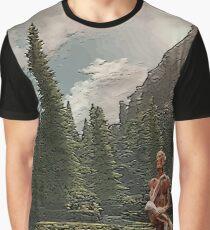 Naturist Graphic T-Shirt