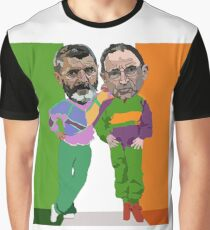 MARTIN AND ROY Graphic T-Shirt