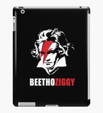 Beethoven x Ziggy #black iPad Case/Skin