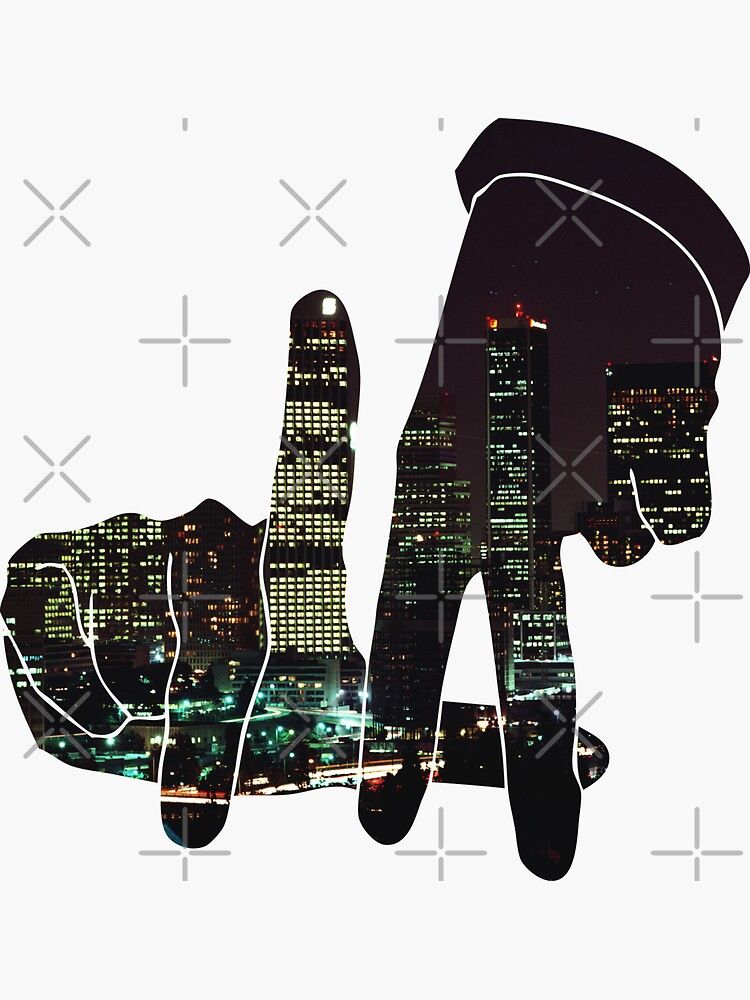 LA Hands of the City by SamuelMolina