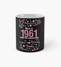 Made In 1961 - Aged To Perfection Mug