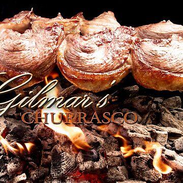 Gilmar's Churrasco by zaxart