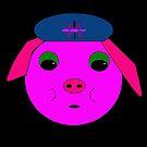 Petunia the Pretty Piggy by Dmarie Becker