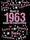 Made In 1963 - Aged To Perfection by wantneedlove