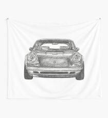 Porsche 911 (SW No. 1) Wall Tapestry