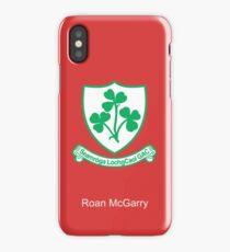 Roan McGarry iPhone Case/Skin