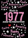 Made In 1977 - Aged To Perfection by wantneedlove
