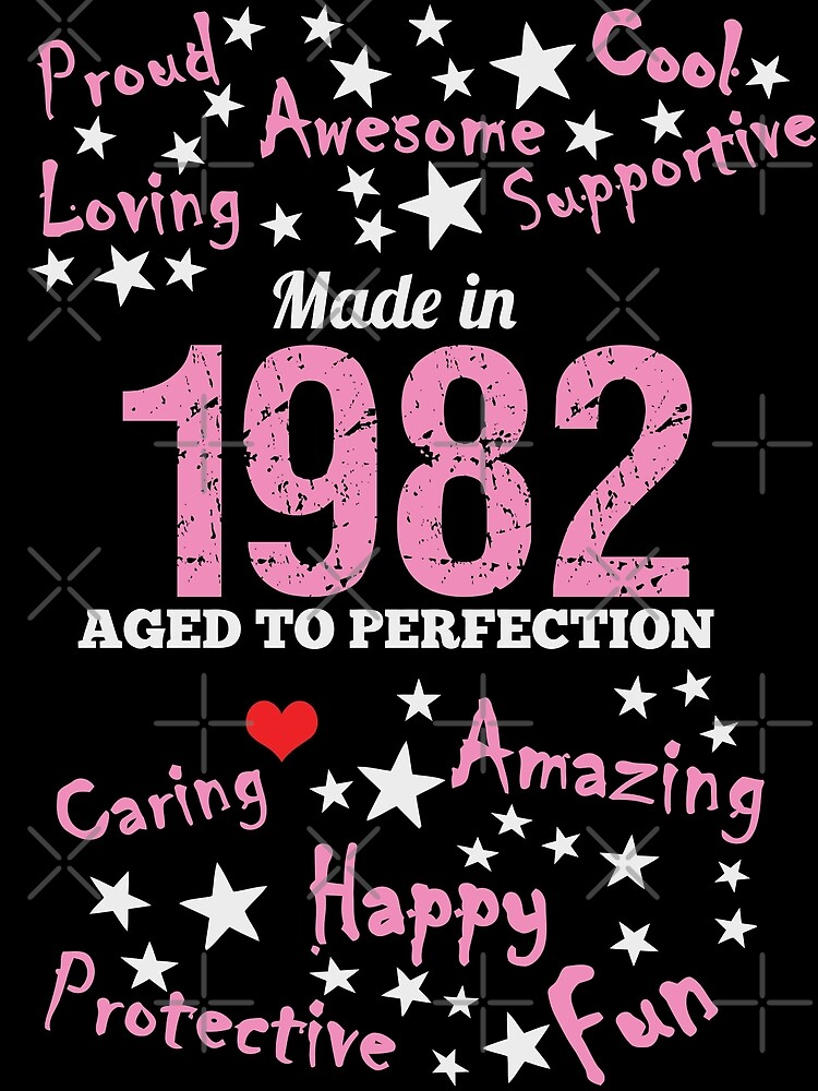Made In 1982 - Aged To Perfection by wantneedlove