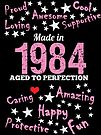 Made In 1984 - Aged To Perfection by wantneedlove