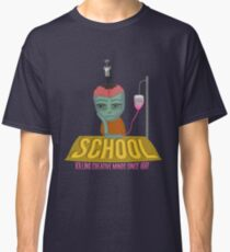School Kills Creativity Design Classic T-Shirt