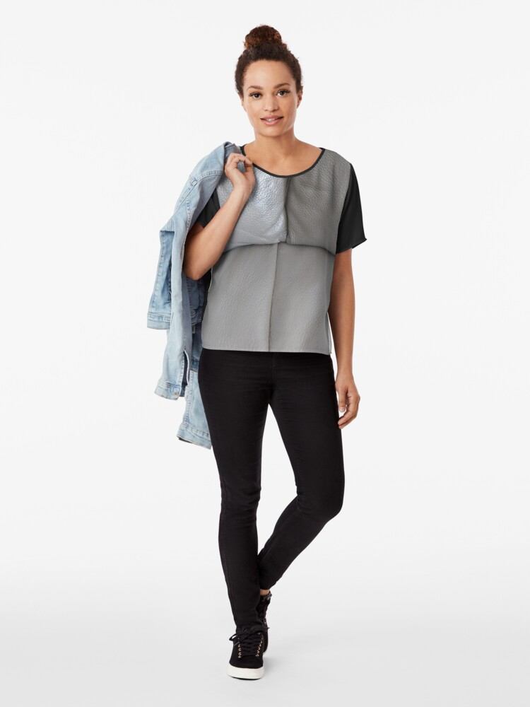 Alternate view of Soft Time Chiffon Top
