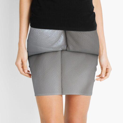 Soft Time Mini Skirt