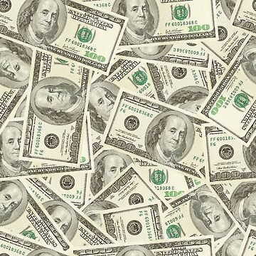 Money Phone Case by Daniel-Hoving