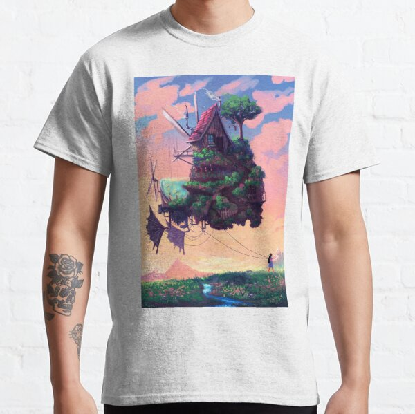 The moving house T-shirt classique