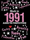 Made In 1991 - Aged To Perfection by wantneedlove