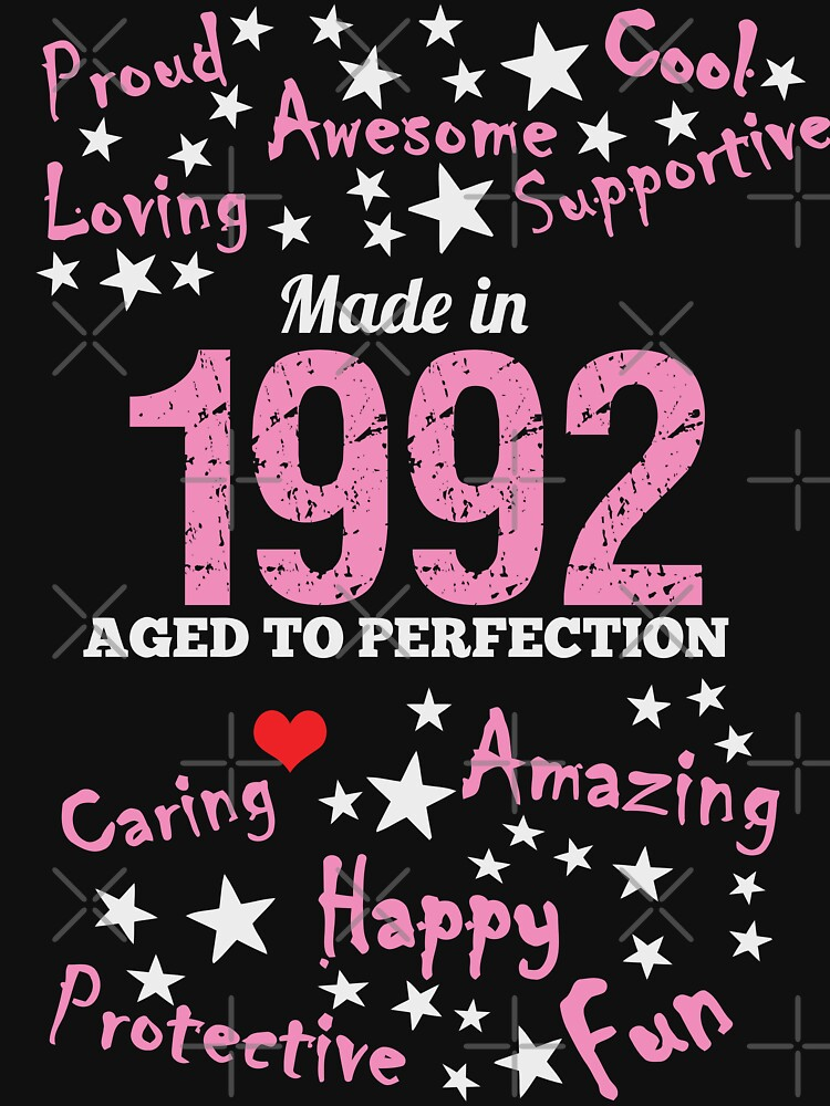 Made In 1992 - Age To Perfection by wantneedlove