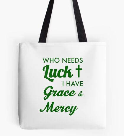 St. Patrick Day for Christians Tote Bag