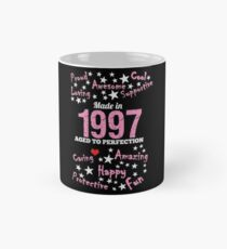 Made In 1997 - Aged To Perfection Mug