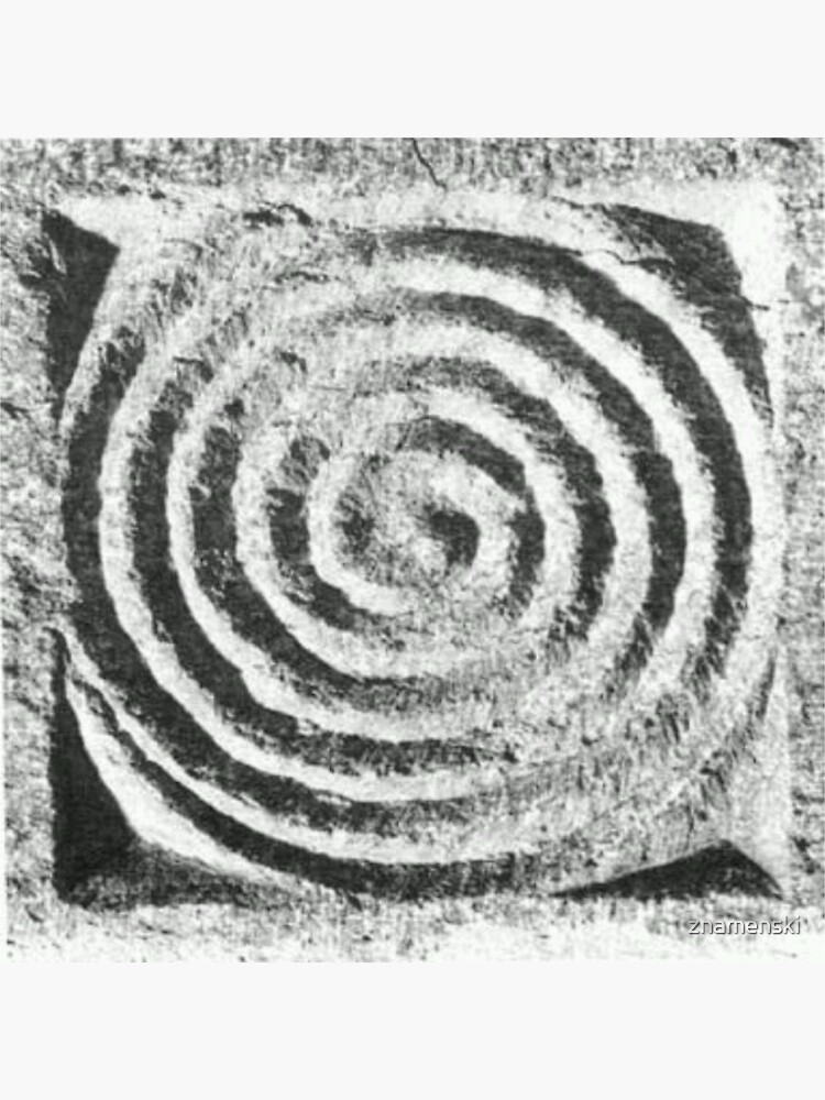 Spiral: Oldest Symbol in the World  by znamenski