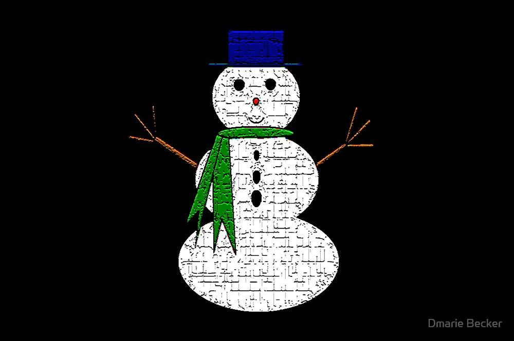 Sam the Silly Snowman by Dmarie Becker