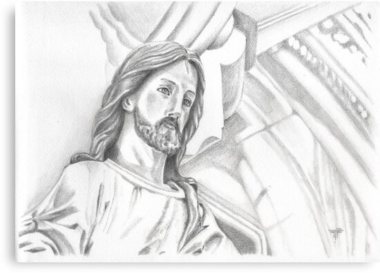 Jesus by terezadelpilar ~ art & architecture
