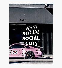 ASSC Photographic Print