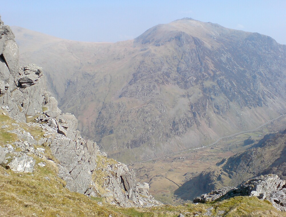 Snowdon by Huw Williams