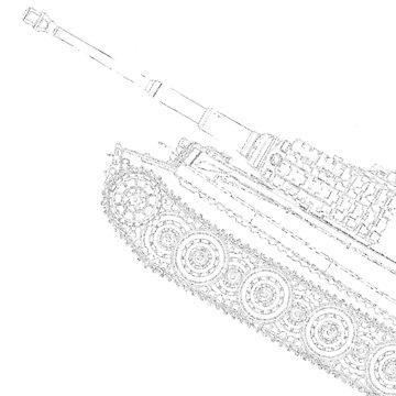 Tiger-1 by Skyrimjoe