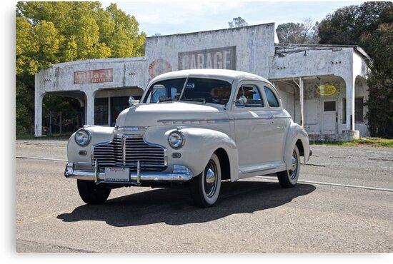 1941 Chevrolet Master Deluxe Coupe 2 by DaveKoontz