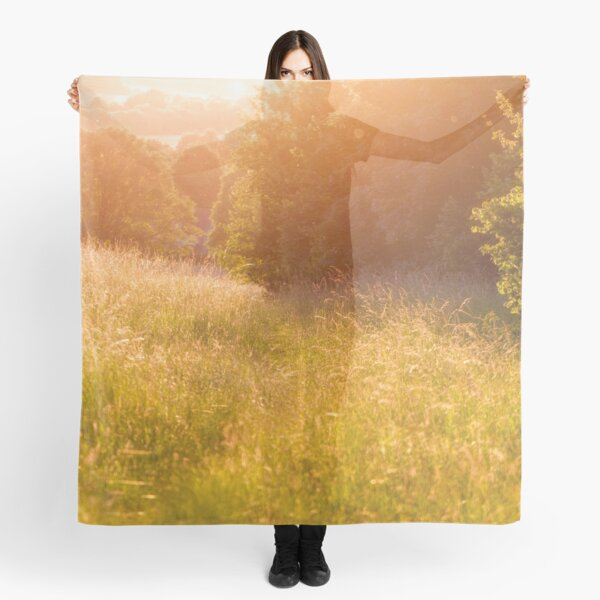 Golden Afternoon Scarf