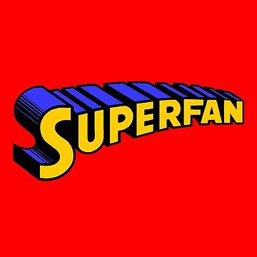 Superfan by tshirtbaba