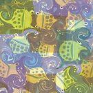 Froggy Swirl by newyorktaxi