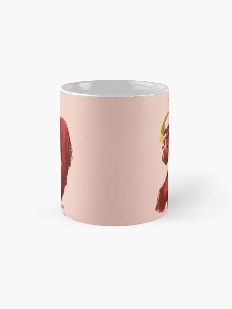 Alternate view of Demon Mug