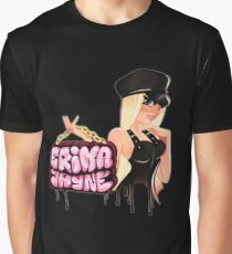 Dripping Erika Jayne Graphic T-Shirt
