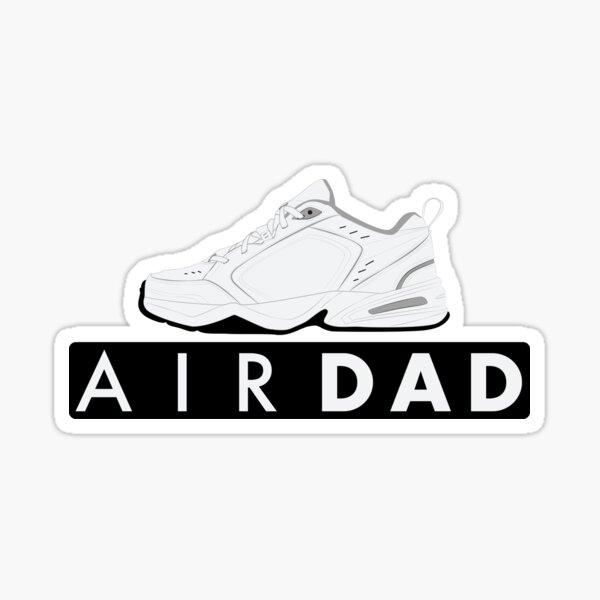 AIR DAD Sticker